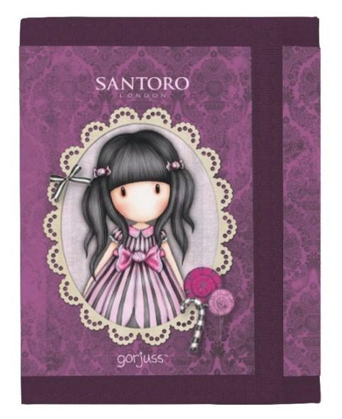 Karton P+P Dětská textilní peněženka - Sugar And Spice