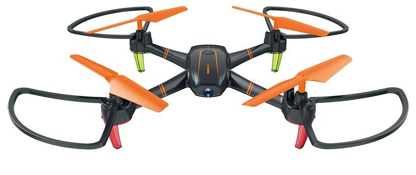 MAC TOYS Dron s kamerou