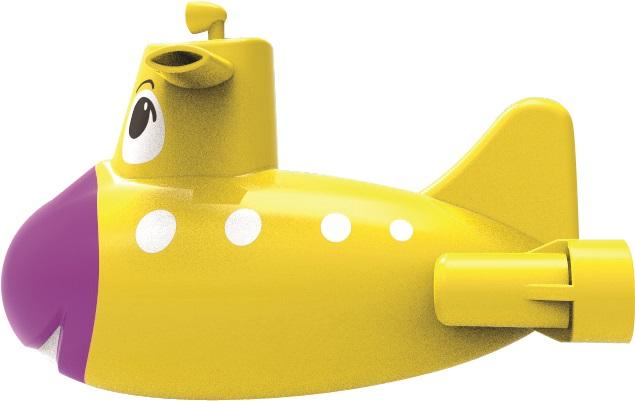 Mac Toys Ponorka žlutá