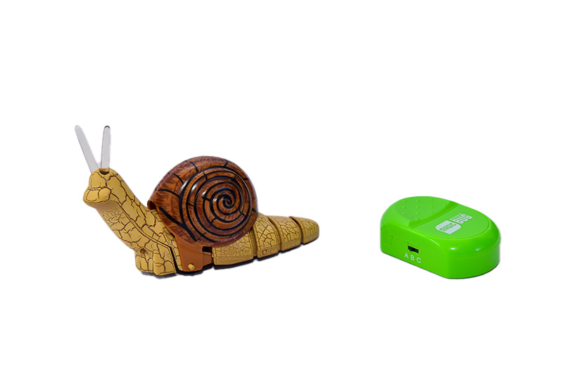 Mac Toys Hlemýžď na ovládání