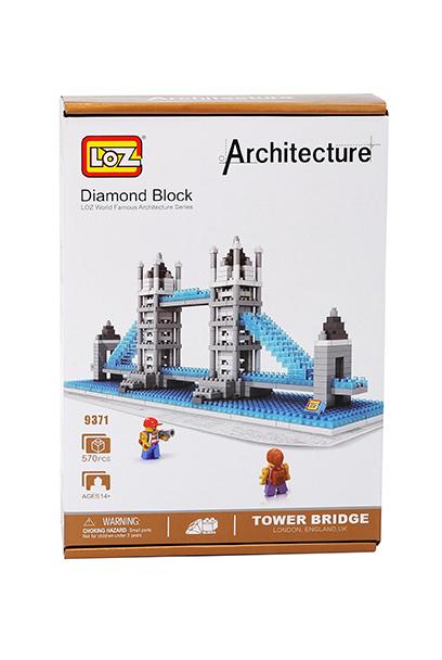 Mac Toys Stavebnice Tower Bridge