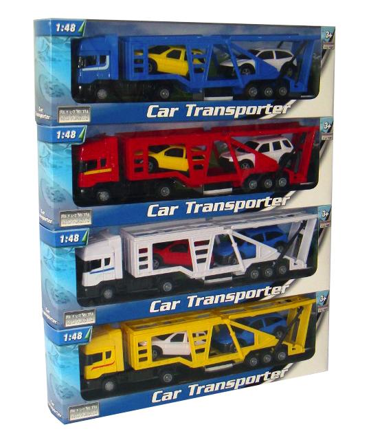 Mac Toys Kamion přeprava aut 1:48