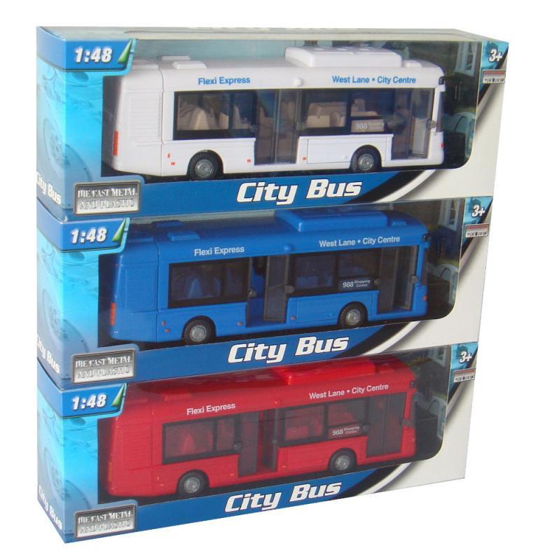 Mac Toys Městský autobus