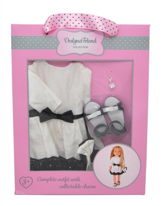 416cc9adccbb Spoločenské šaty pre bábiky design