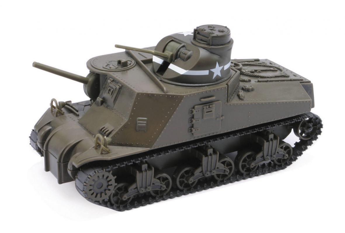 Mac Toys Tank M3LEE model kit