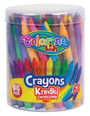Colorino Voskovky 64 barev