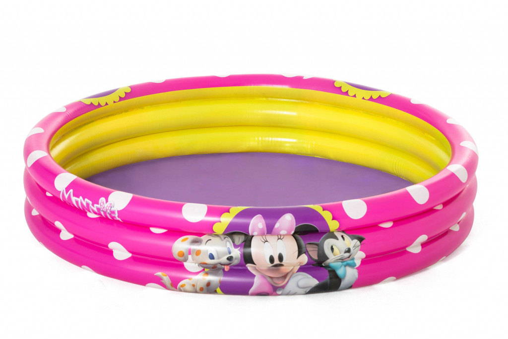 BESTWAY Nafukovací bazén Minnie