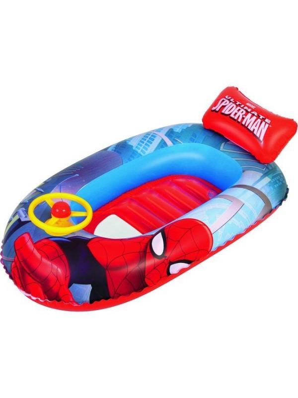 BestWay Nafukovací malý člun - Spiderman