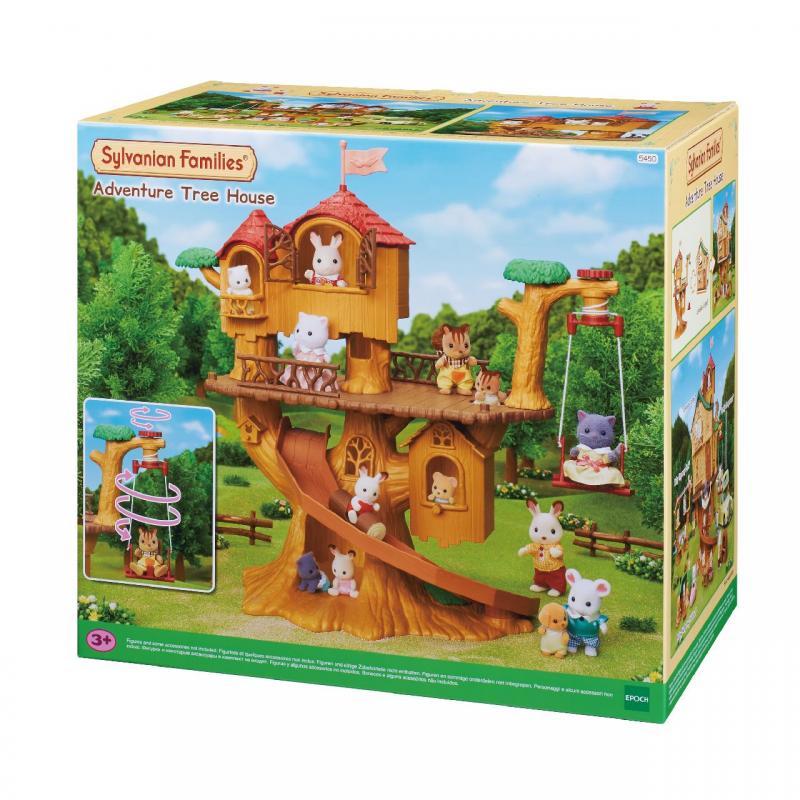 SYLVANIAN FAMILY Dobrodružný dům na stromě