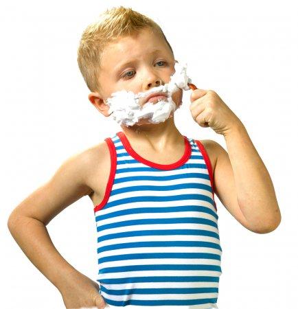 Olymptoy Dětské holení