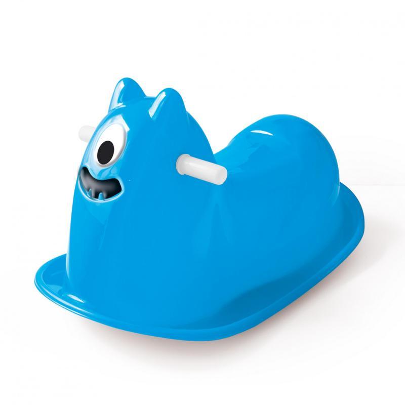 DOLU Houpačka příšerka modrá