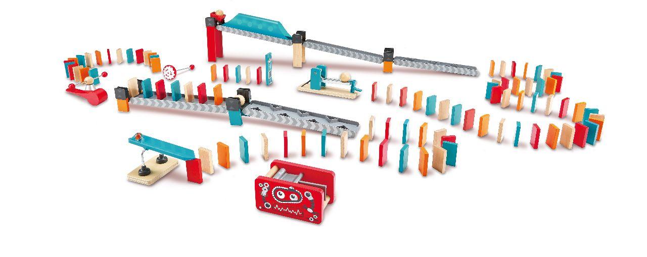 Dominová dráha Robot