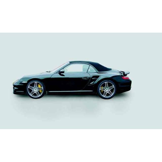 SIKU Blister - Kabriolet Porsche 911Turbo