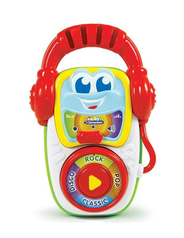 Clementoni Můj první MP3 přehrávač