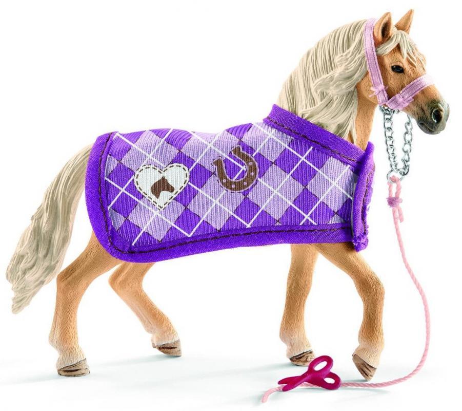 Schleich Andaluský kůň a módní doplňky