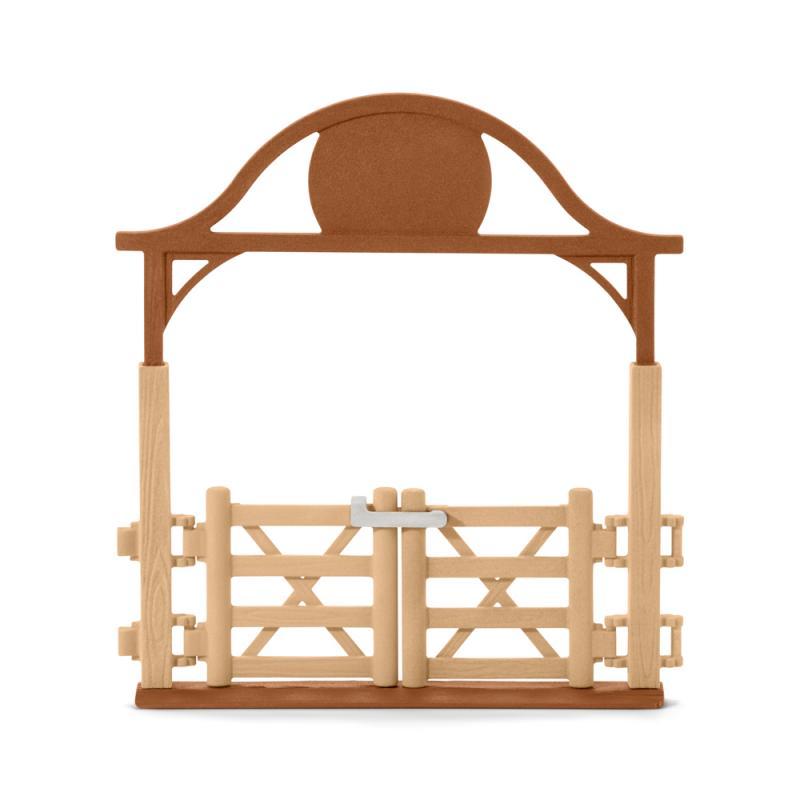 Schleich Ohrada pro koně se vstupní branou