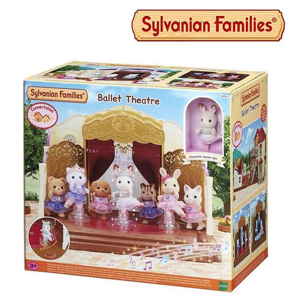 Levně Sylvanian Families Baletní divadlo