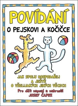 Pemic Povídání o pejskovi a kočičce