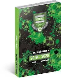 PRESCO GROUP Školní diář Fotbal (září 2019 – prosinec 2020)