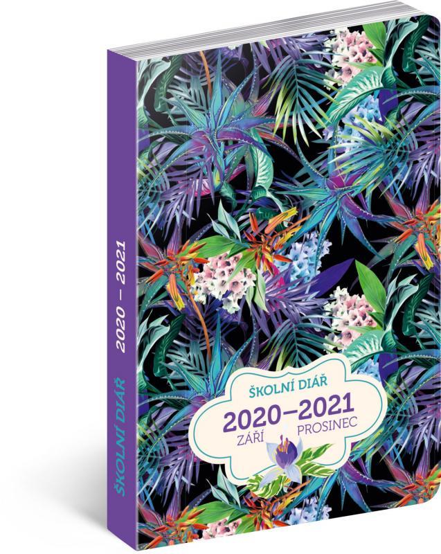 Presco Group Školní diář Jungle září 2020 – prosinec 2021