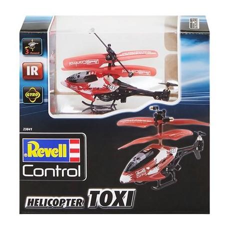 CO 18-23841 Vrtulník REVELL 23841 - Toxi - červená - poškozený obal