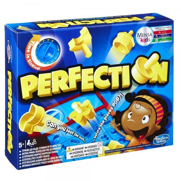 HASBRO 14C0432 Spol. hra pro děti Perfection - poškozený obal