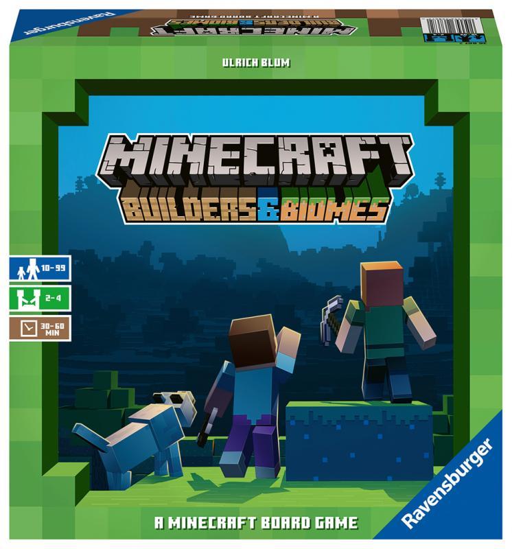 Ravensburger Minecraft - poškozený obal