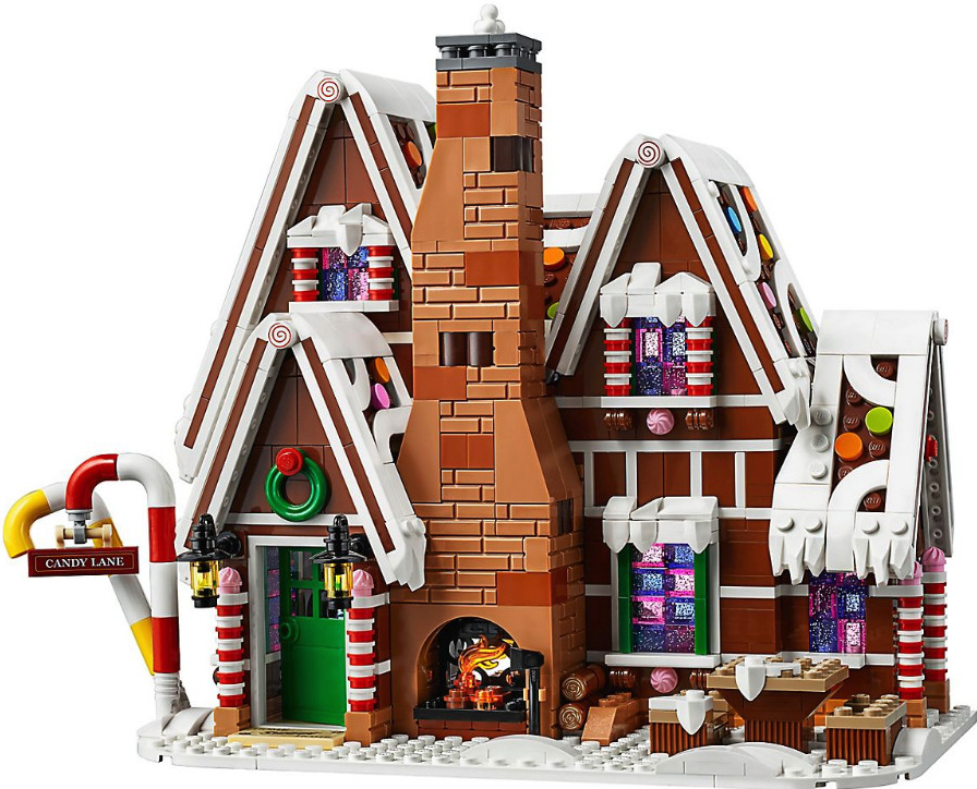 LEGO CREATOR 2210267 Perníková chaloupka - poškozený obal