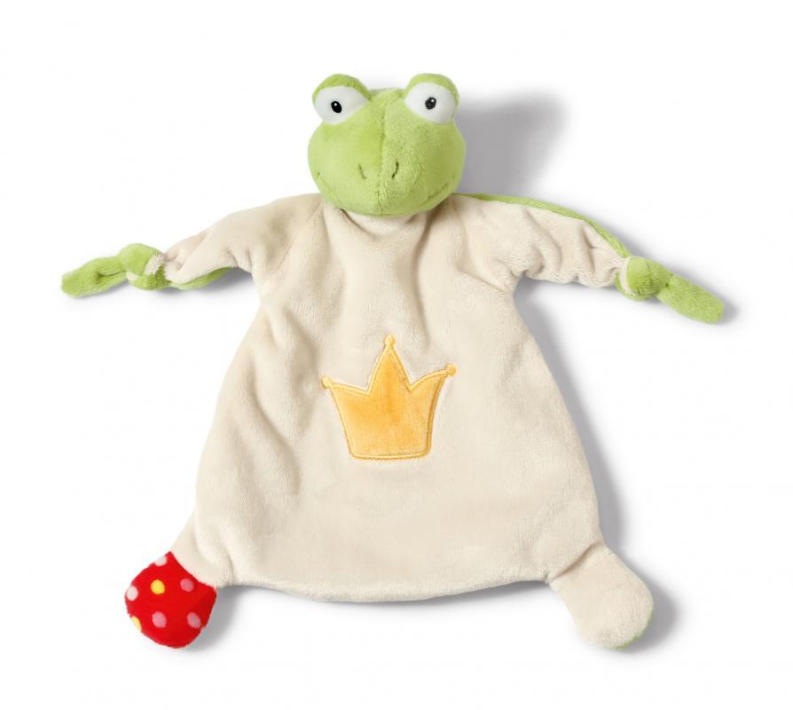 NICI - Mazlící dečka žabák