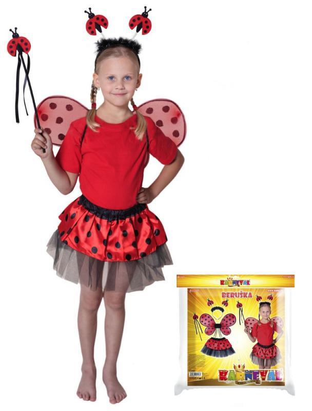 RAPPA Karnevalový kostým beruška