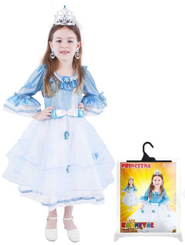 Karnevalový kostým princezna, vel. S
