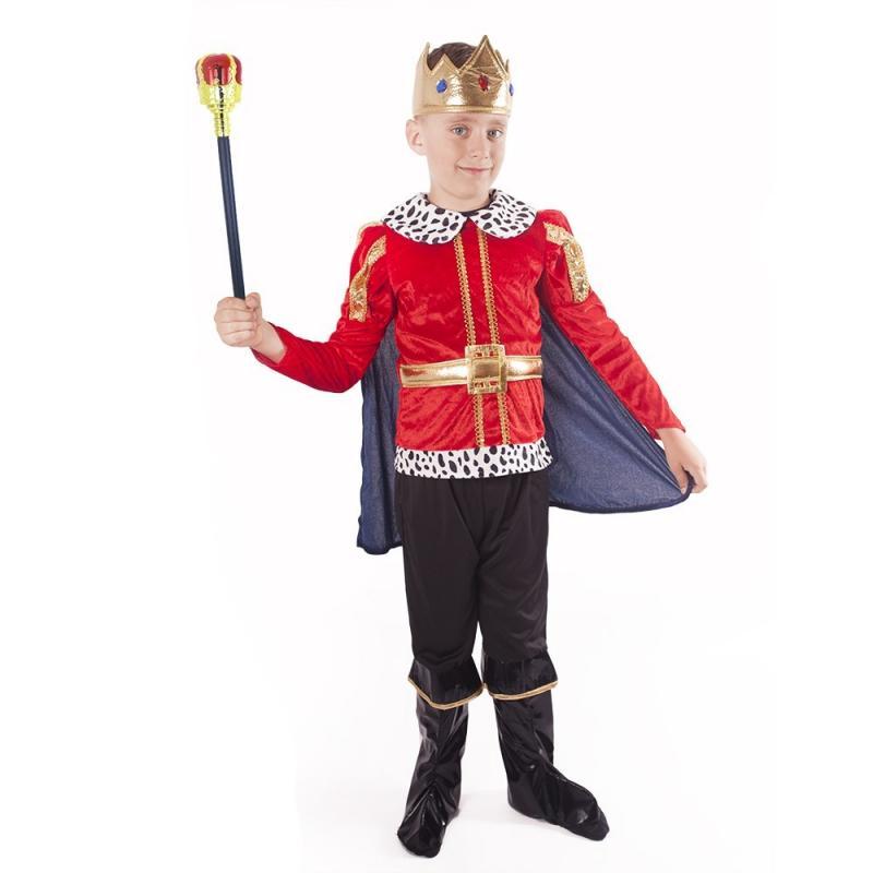 Rappa Dětský kostým Král (M)