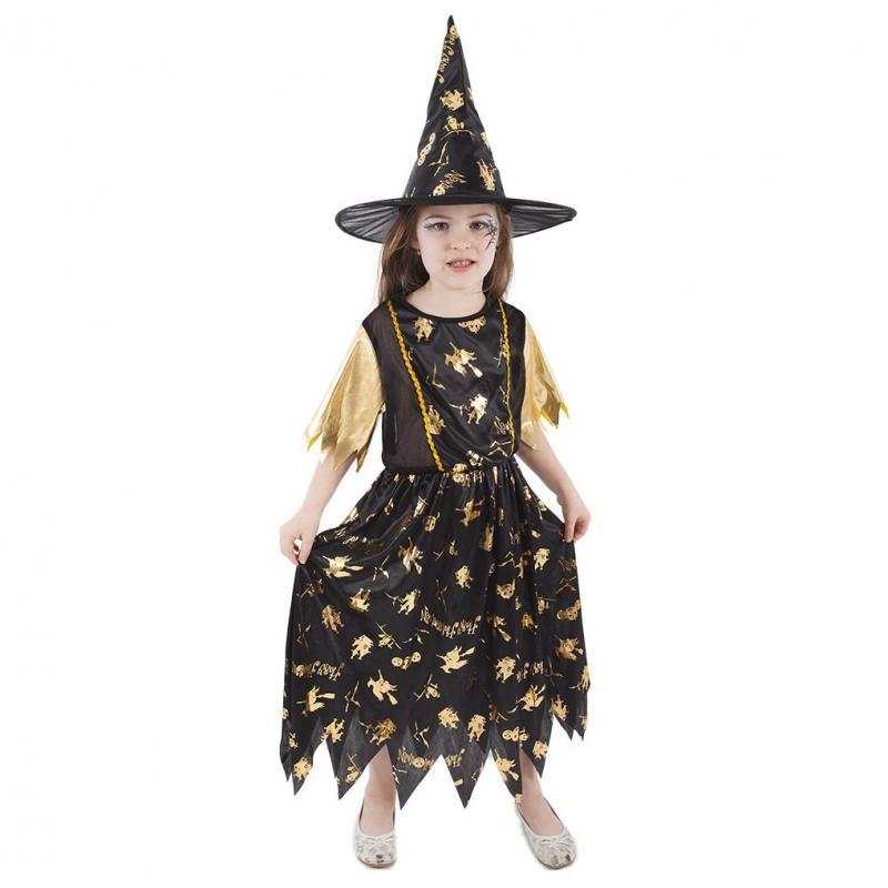 Dětský kostým (M), Čarodějnice / Halloween