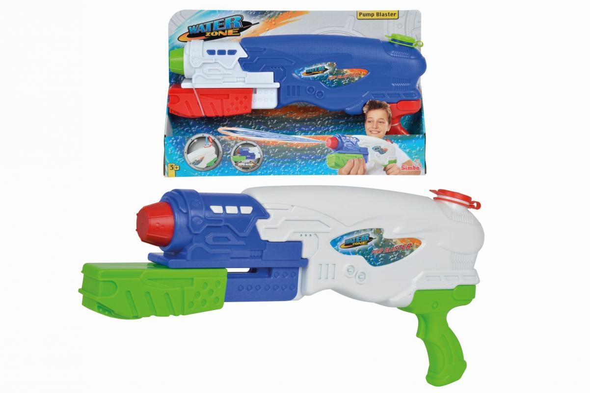 Vodné striekanie zbrane