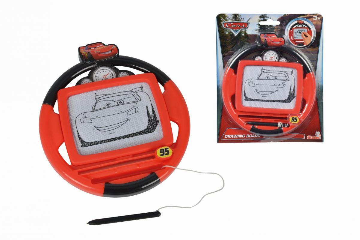 Simba Cars Volant Kreslící tabulka magnetická