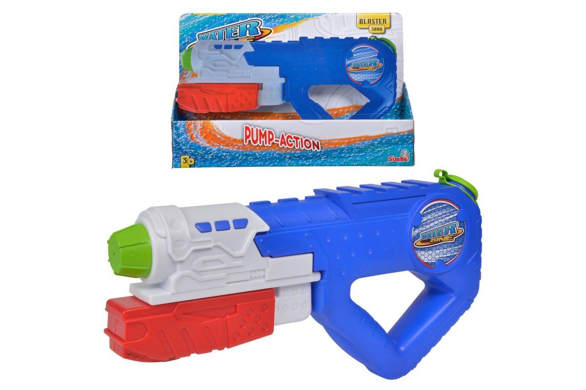Simba Vodní pistole Blaster 3000, 32 cm, více druhů
