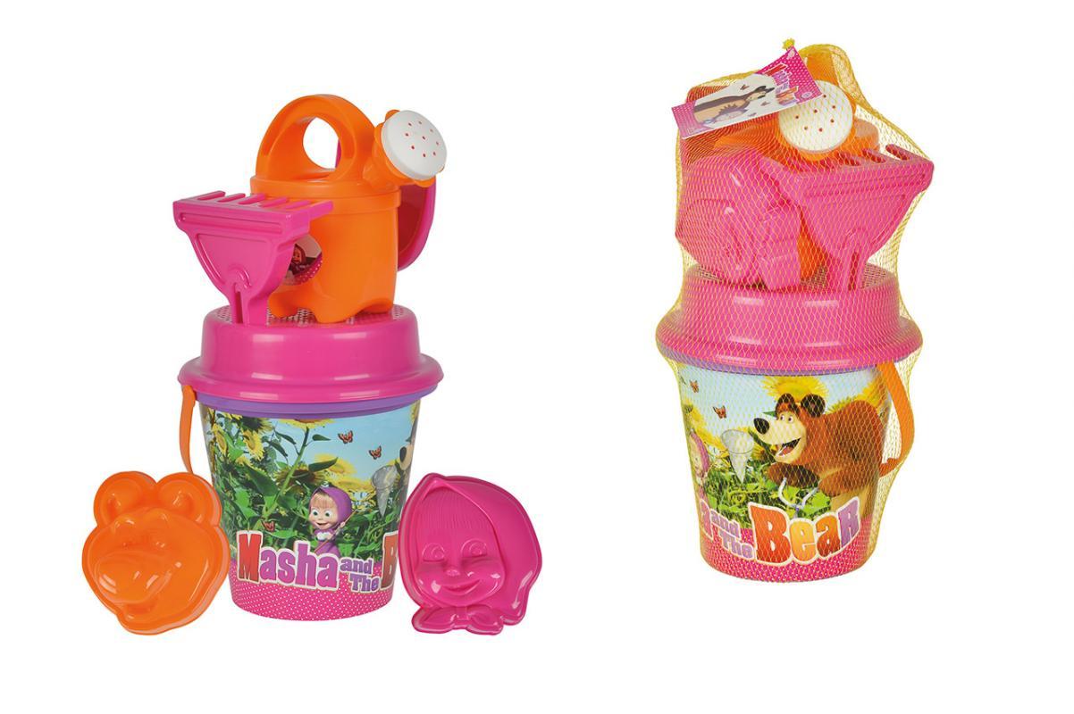 Simba Kyblíček Máša a medvěd s konvičkou a příslušenství