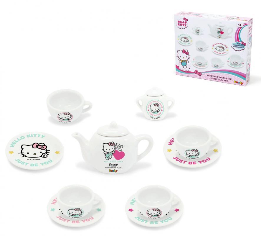 Hello Kitty Kávový porcelánový set