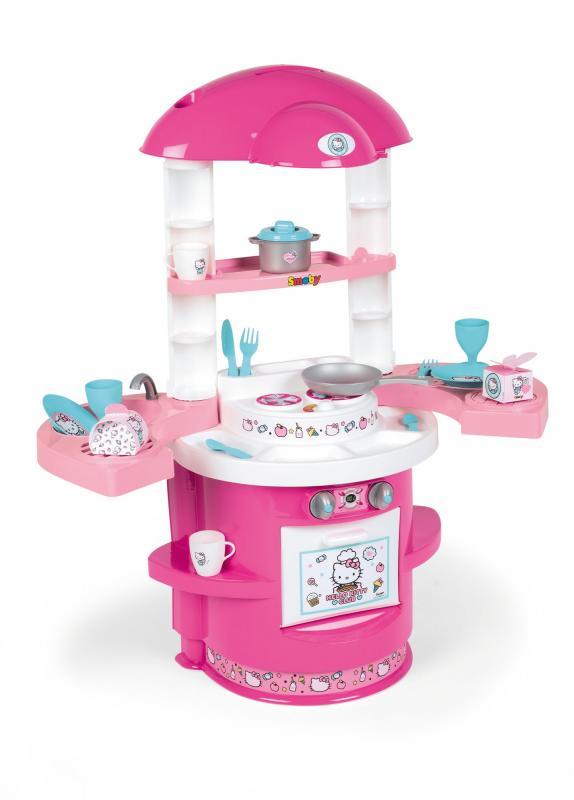 Moje první kuchyňka Cooky Hello Kitty