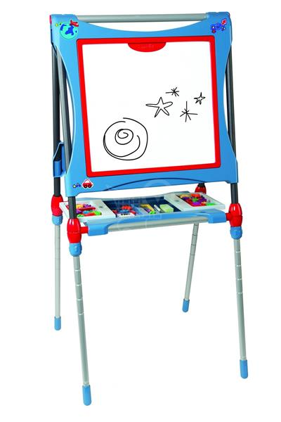 SMOBY Tabule Évolutif na kreslení stojací modrá