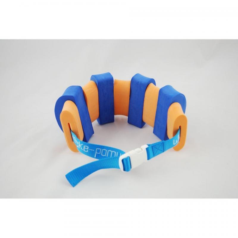 Tutee Plavecký pás 9 dílků (varianta modrá)
