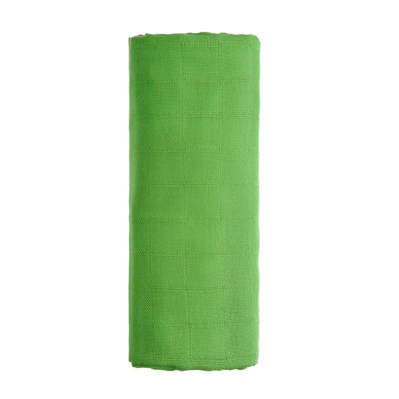 T-TOMI BIO Bambusová osuška, green / zelená