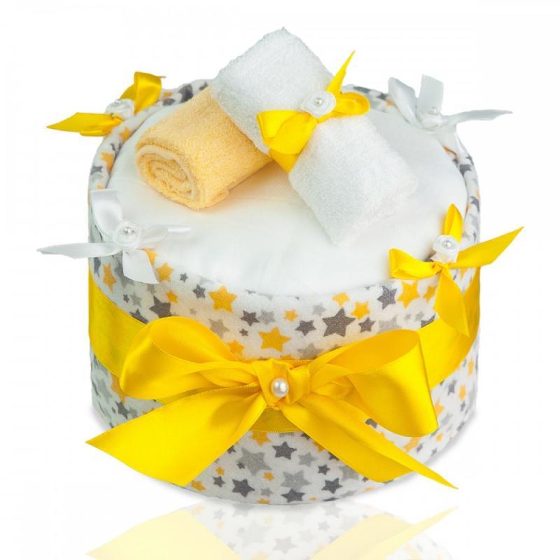 T-TOMI Plenkový dort, large stars / velké hvězdičky