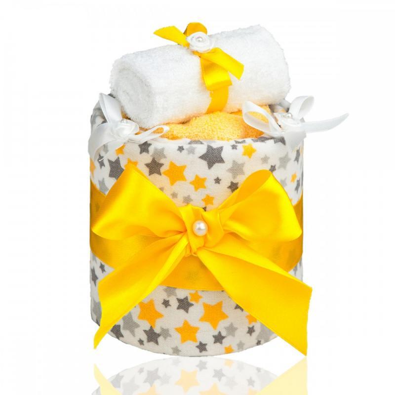 T-TOMI Plenkový dort, small stars / malé hvězdičky