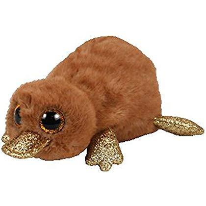 Meteor Beanie Boos PERRY - brown platypus 15 cm