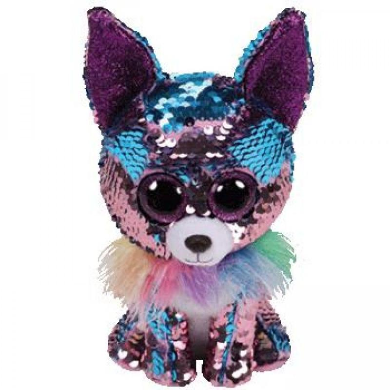 TY Meteor Beanie Boos Flippables YAPPY - chihuahua 15 cm