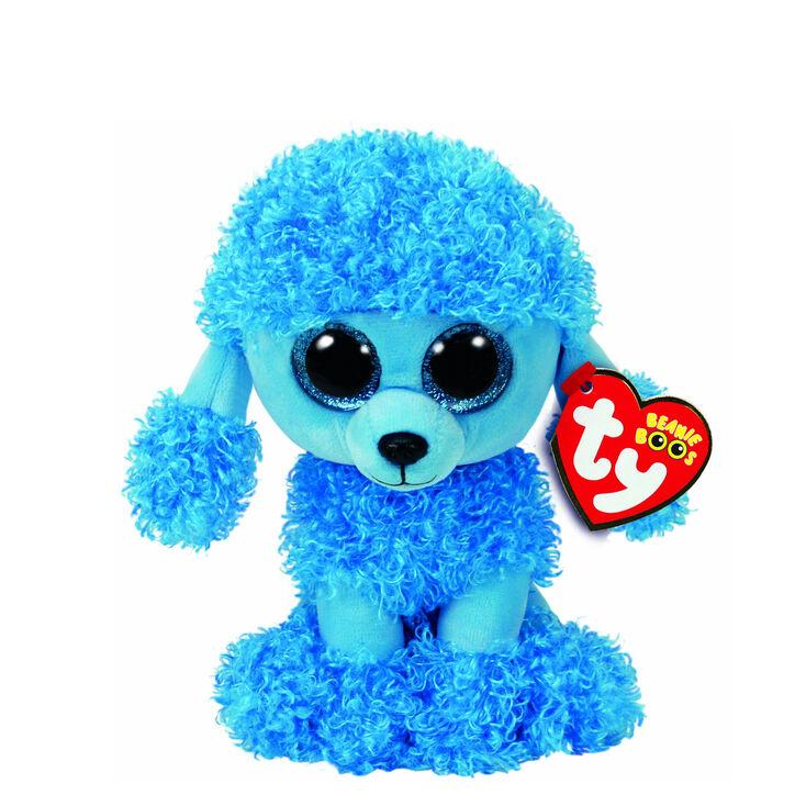 Meteor Beanie Boos MANDY - modrý pudl 15 cm