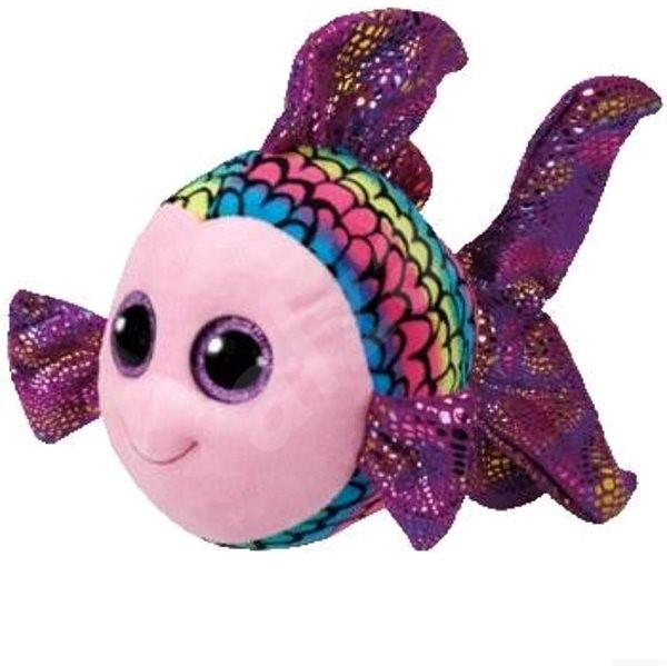 Meteor Beanie Boos FLIPPY - vícebarevná ryba 24 cm
