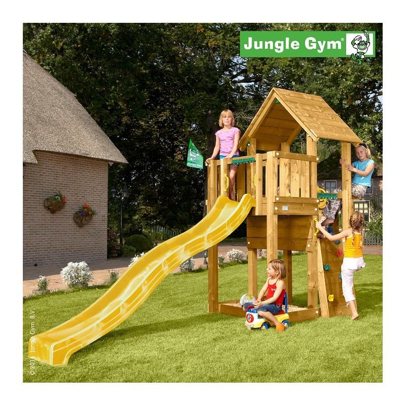 VLADEKO Dětské hřiště Jungle Cubby se skluzavkou