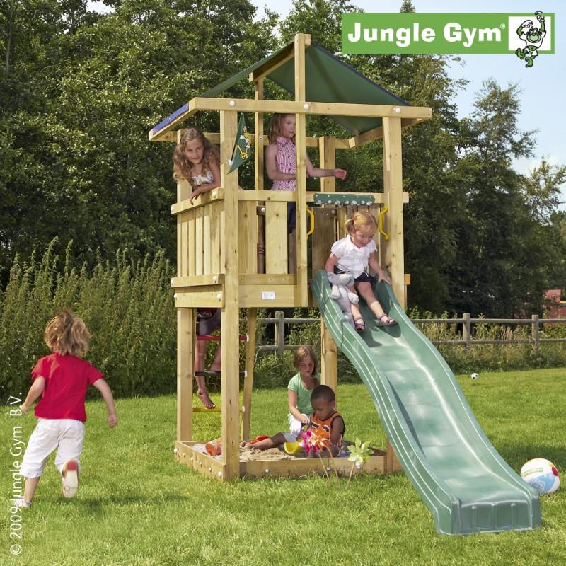 VLADEKO Dětské hřiště Hut se skluzavkou